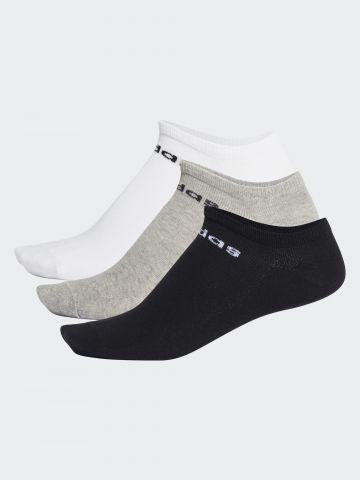 מארז 3 זוגות גרביים נמוכים / נשים של ADIDAS Originals