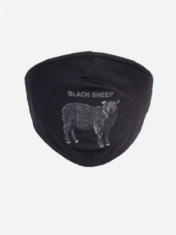 מסכת פנים עם רקמת כבשה של GOORIN BROS