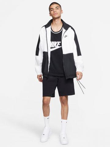 מכנסי טרנינג עם רקמת לוגו של NIKE