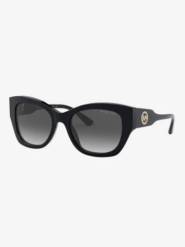 משקפי שמש חתוליים עם מסגרת / נשים של MICHAEL KORS