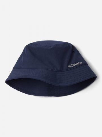 כובע באקט עם רקמת לוגו / יוניסקס של COLUMBIA