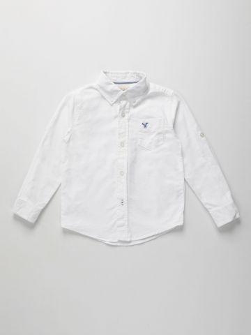חולצת אוקפורד מכופתרת / בנים של AMERICAN EAGLE