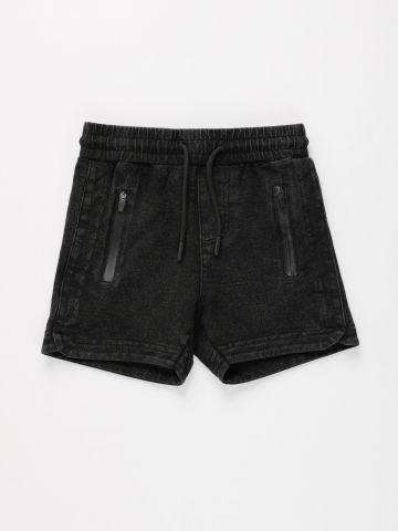 מכנסי ברמודה דמוי ג'ינס / בנים של FOX
