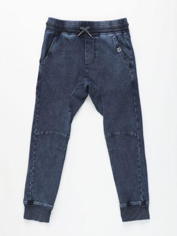 מכנסי טרנינג דמוי ג'ינס / בנים של AMERICAN EAGLE