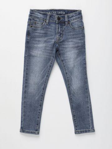 ג'ינס ווש Super Skinny / בנים של AMERICAN EAGLE