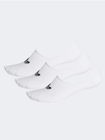 מארז 3 זוגות גרביים נמוכים עם לוגו / נשים של ADIDAS Originals