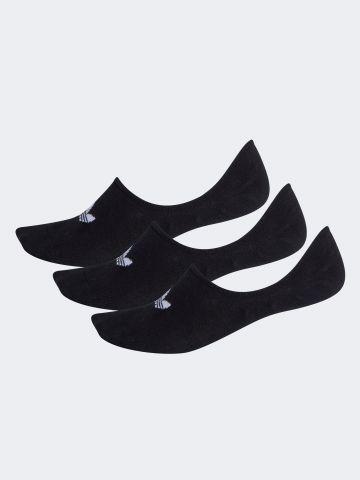מארז 3 זוגות גרביים נמוכים של ADIDAS Originals