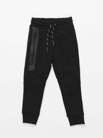 מכנסי טרנינג עם כיס רוכסן / בנים של FOX
