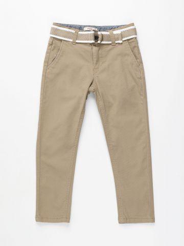 מכנסיים ארוכים עם חגורת קשירה / בנים של FOX