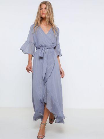 שמלת מקסי מעטפת של YANGA
