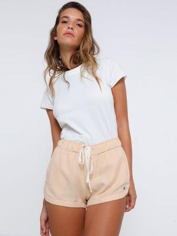 מכנסיים קצרים עם שרוך של ROXY