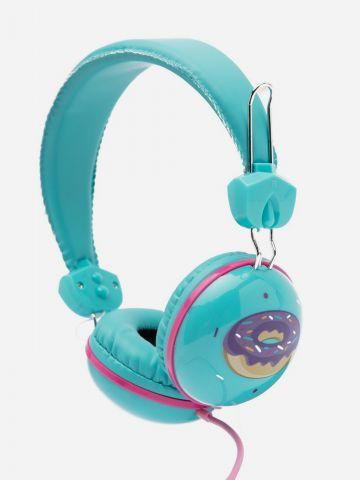 אוזניות קשת רטרו דונאטס של YOLO