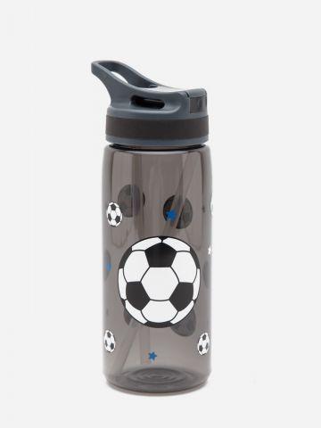 בקבוק שתייה כדורגל של YOLO