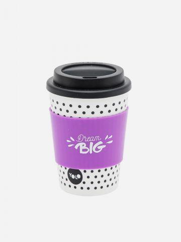 כוס שתייה חמה Dream Big של YOLO