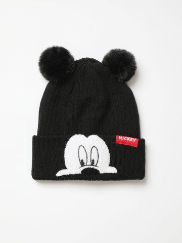 כובע גרב בדוגמת מיקי מאוס עם אוזניים בולטות / בנים של FOX