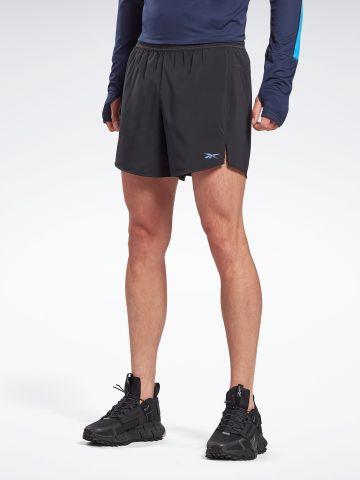 מכנסי ריצה ACTIVCHILL עם לוגו של REEBOK