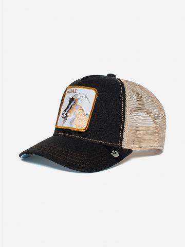 כובע מצחיה עם פאץ' תיש / גברים של GOORIN BROS