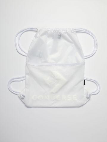 תיק שק ניילון עם לוגו / נשים של CONVERSE