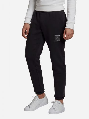 מכנסי טרנינג עם לוגו Slim של ADIDAS Originals