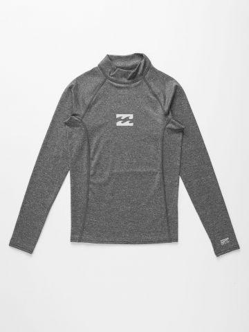 חולצת גלישה ארוכה עם לוגו / בנים של BILLABONG