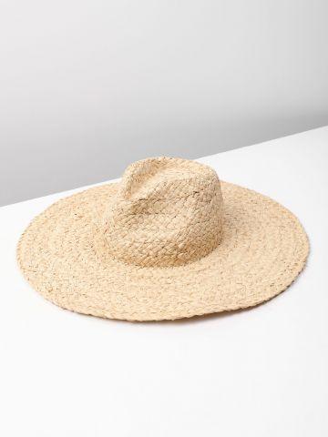 כובע קש רחב שוליים / בנות של BILLABONG