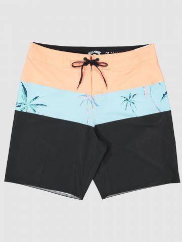 מכנסי בגד ים בהדפס עצי דקל / גברים של BILLABONG