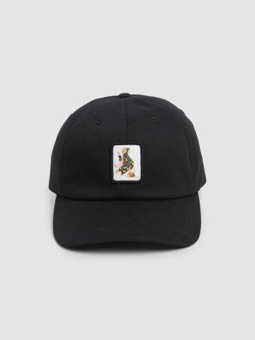 כובע מצחייה עם פאץ' / גברים של RVCA