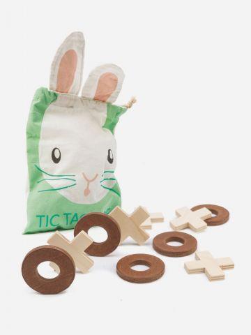 משחק איקס עיגול מעץ / Tender Leaf Toys של TOYS