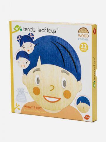 משחק הרכבת פנים / Tender Leaf Toys של TOYS