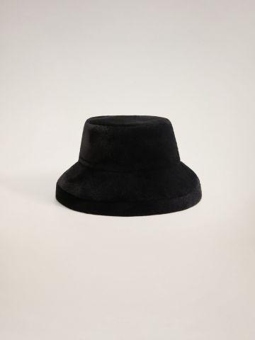 כובע באקט קטיפה / נשים של MANGO