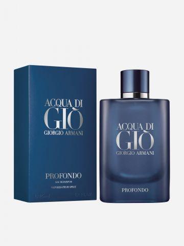 בושם לגבר א.ד.פ Aqua Di Gio Profondo 125ml של GIORGIO ARMANI