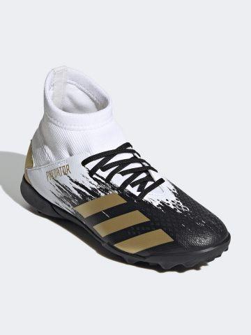 נעלי כדורגל פקקים עם עיטורים מטאליים Predator Mutator 20.3 Turf / נערים של ADIDAS Performance