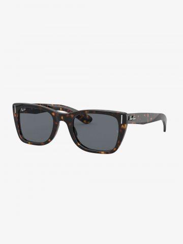 משקפי שמש מלבניים CARIBBEAN / יוניסקס של RAY-BAN