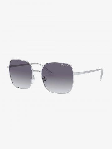 משקפי שמש מרובעים באפקט אומברה / נשים של vogue eyewear