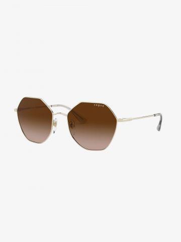משקפי שמש משושים / נשים של vogue eyewear