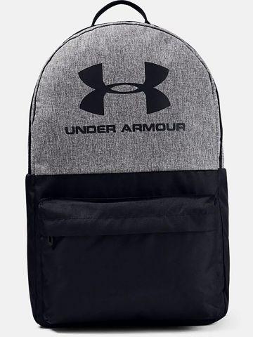 תיק גב קולור בלוק עם לוגו של UNDER ARMOUR