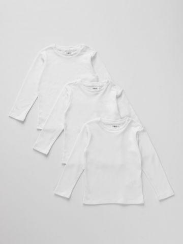 מארז 3 חולצות תרמיות / 18M-14Y של TERMINAL X KIDS