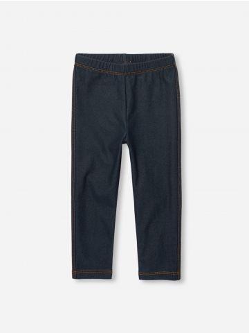טייץ ארוך דמוי ג'ינס / 6M-4Y של THE CHILDREN'S PLACE