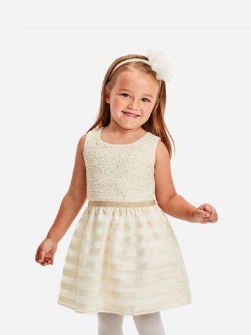 שמלת מיני נצנצים / 6M-5Y של THE CHILDREN'S PLACE