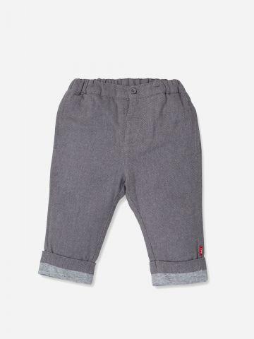 מכנסיים ארוכים עם כיסים / N.B-24M של SHILAV