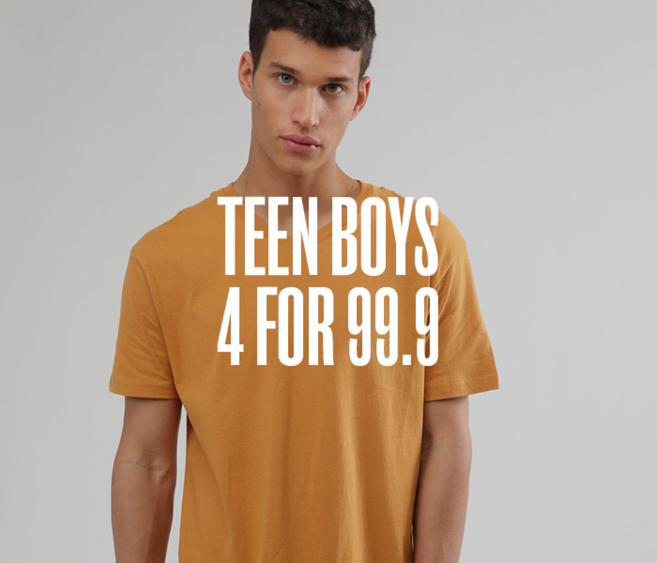חולצות בית ספר לנערים